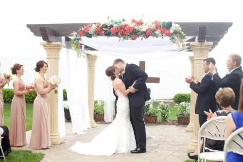 independence, MO wedding video ceremony