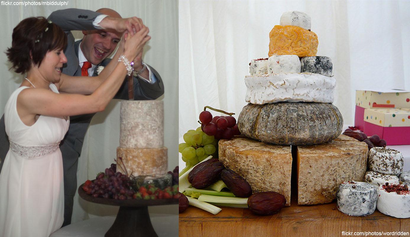 Alternative Wedding Cake Ideas | WeddingMix