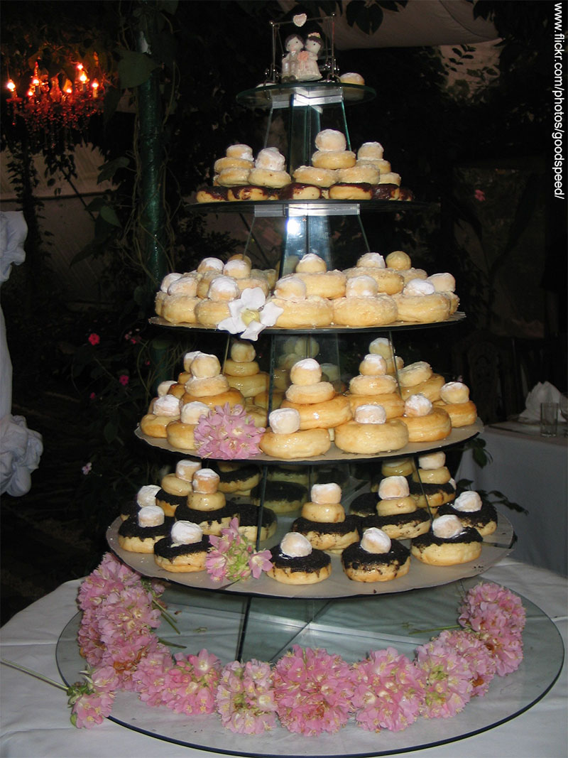 alternative ideas instead wedding cake alternative wedding cake ideas weddingmix 10691