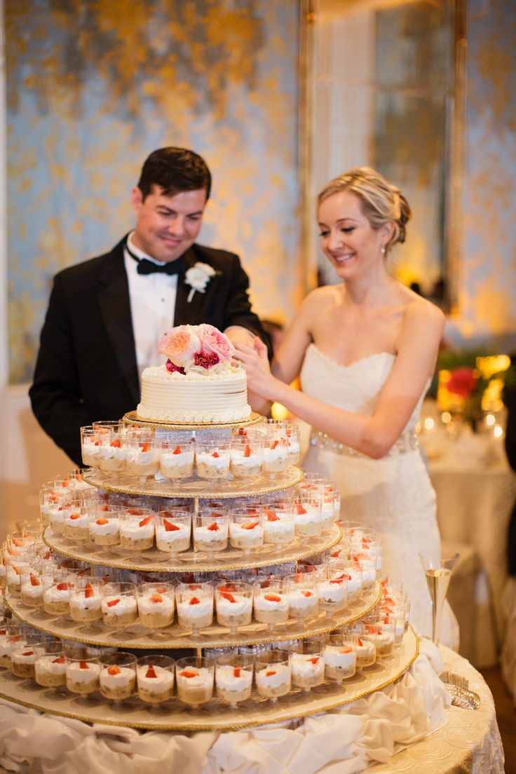 Ideas For Alternative Wedding Cakes
