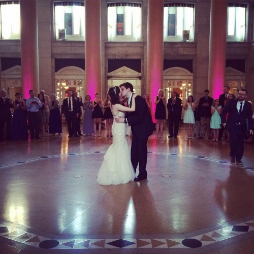 wedding video in Saratoga Springs