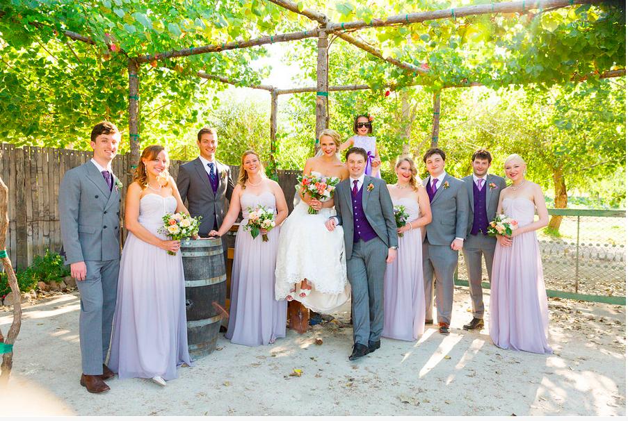 sonoma winery wedding video