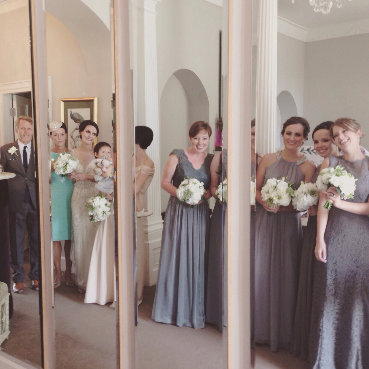 wedding party videography