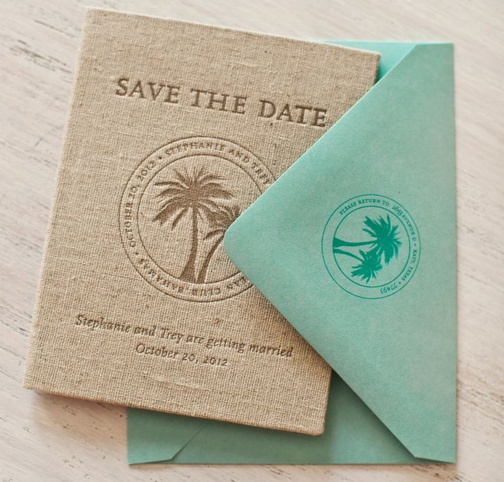 7 Most Popular Destination Wedding Save the Dates Ideas Of ...