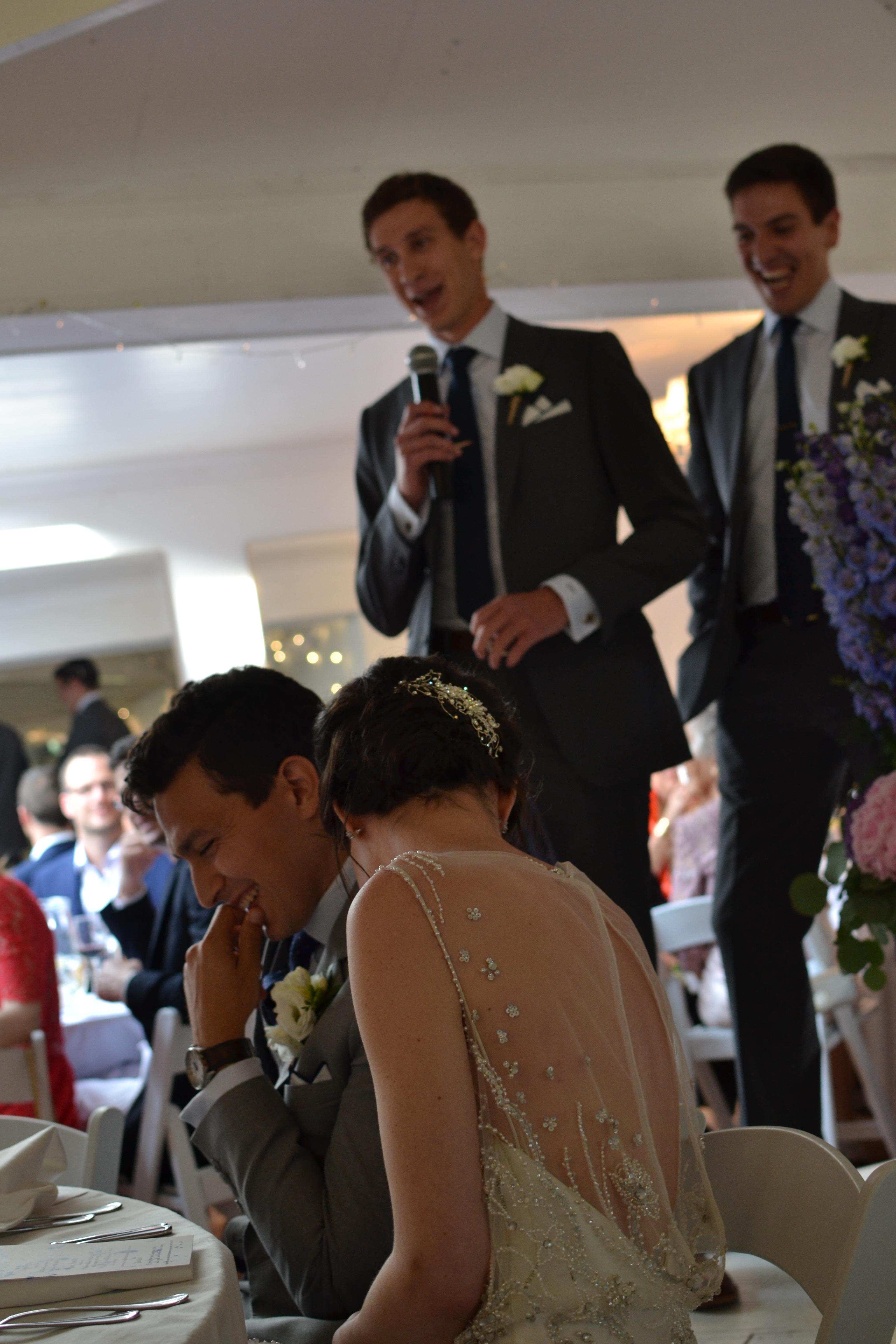 Maeve and Dan Ireland Wedding