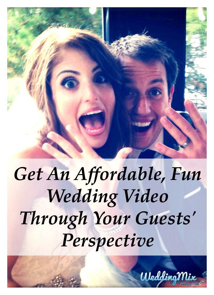 Affordable wedding ideas