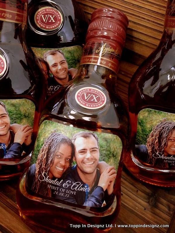 Jamaican spirits