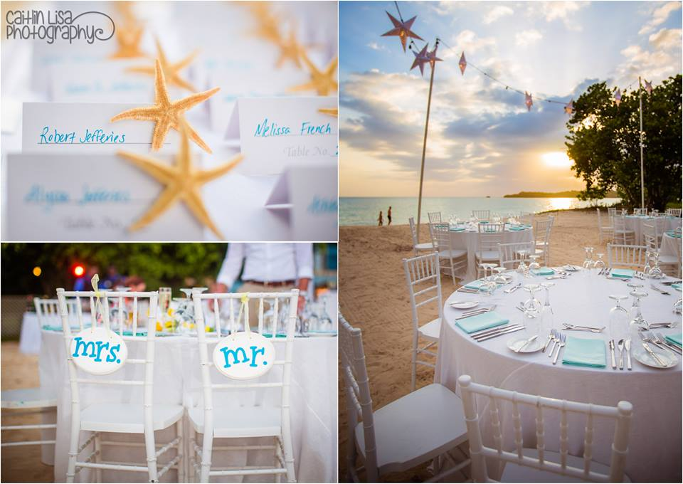 Destination Wedding Table Cards