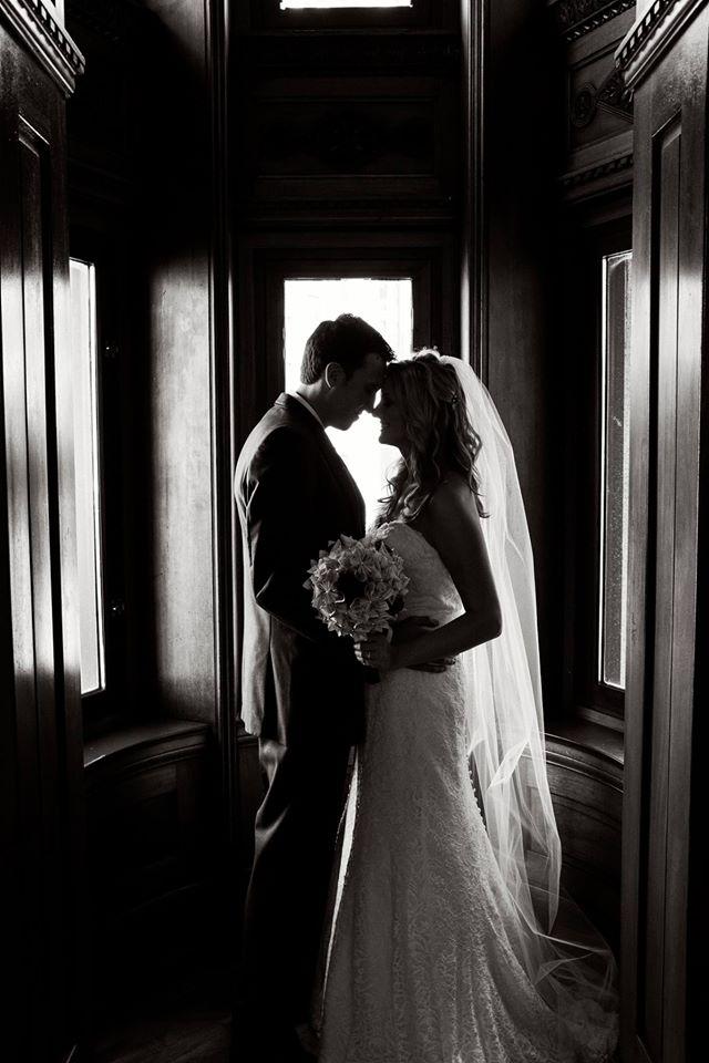 wedding silhouette idea