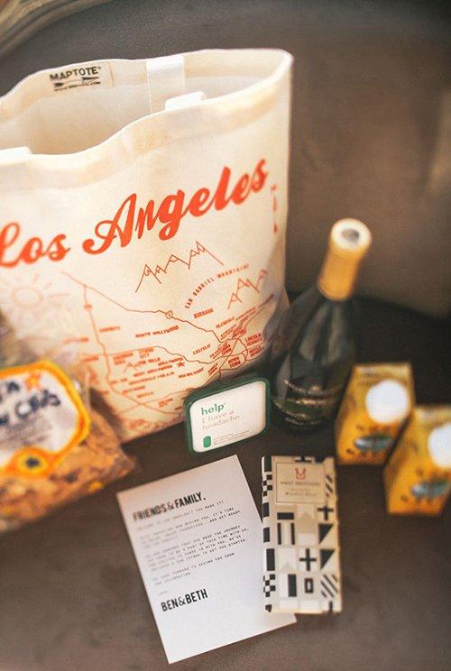 8 Destination Wedding Welcome Bag Ideas Weddingmix