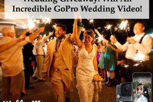 gopro wedding video giveaway