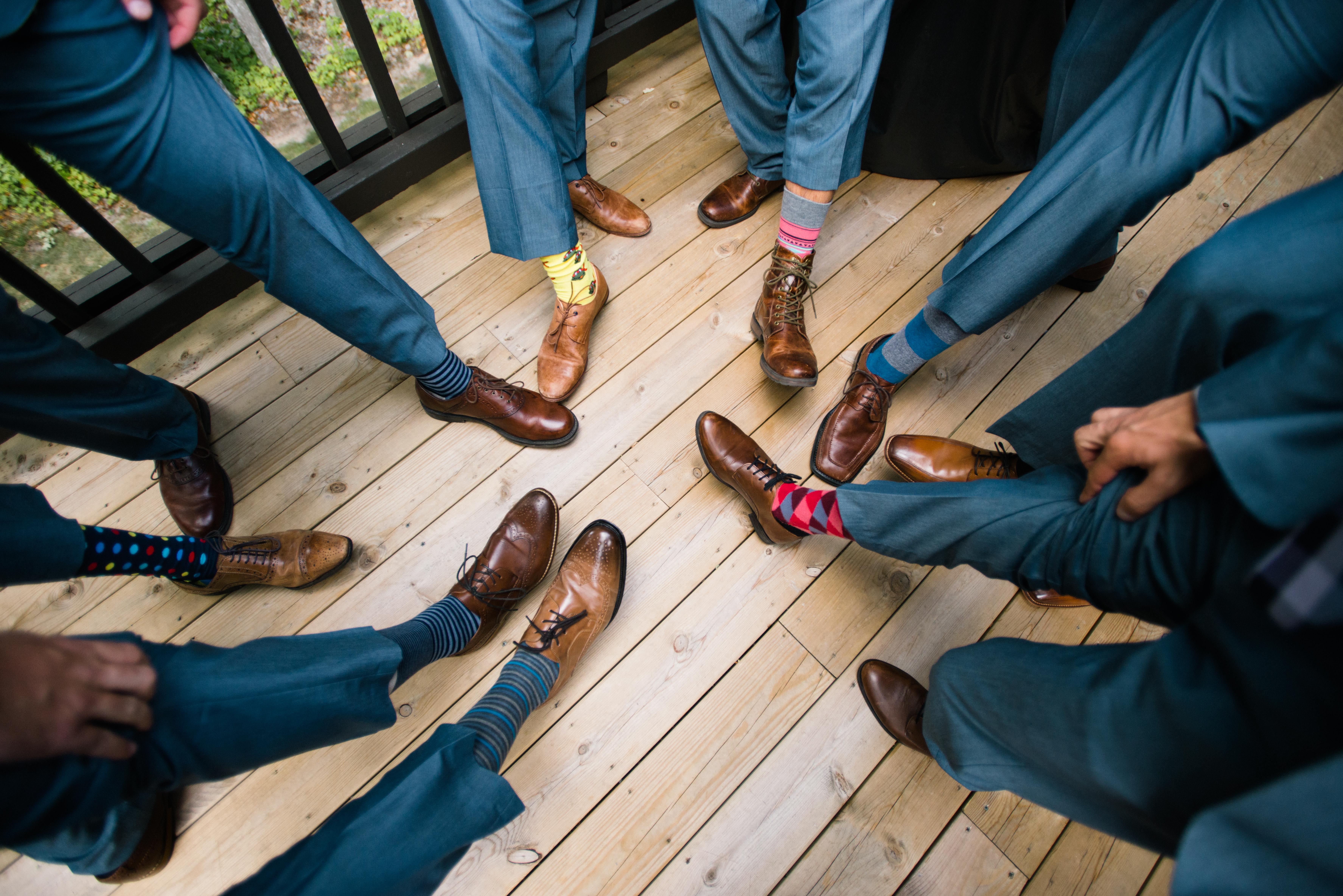 wedding at Crystal Lake Golf Club