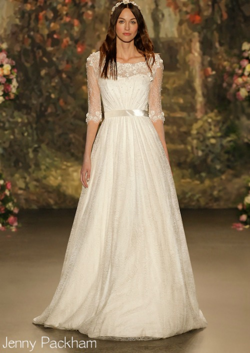 6 most elegant wedding dress styles for 2016 weddingmix blog for Most elegant wedding dresses