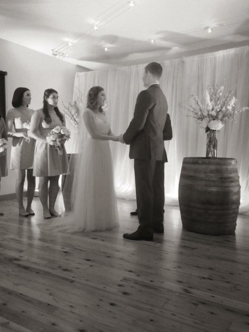 affordable wedding video ceremony