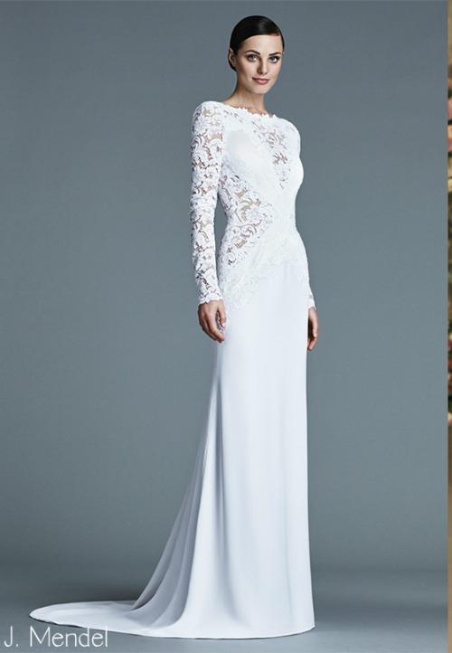 elegant wedding dress sleeves