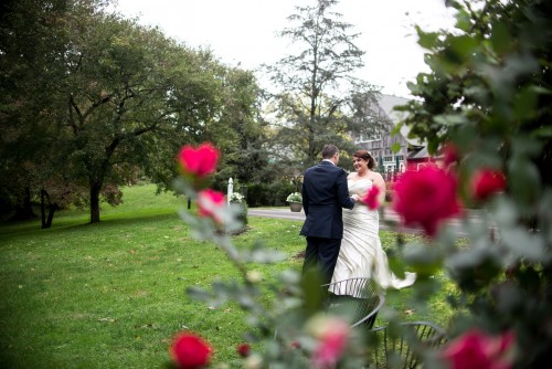 wedding video in riverdale manor roses