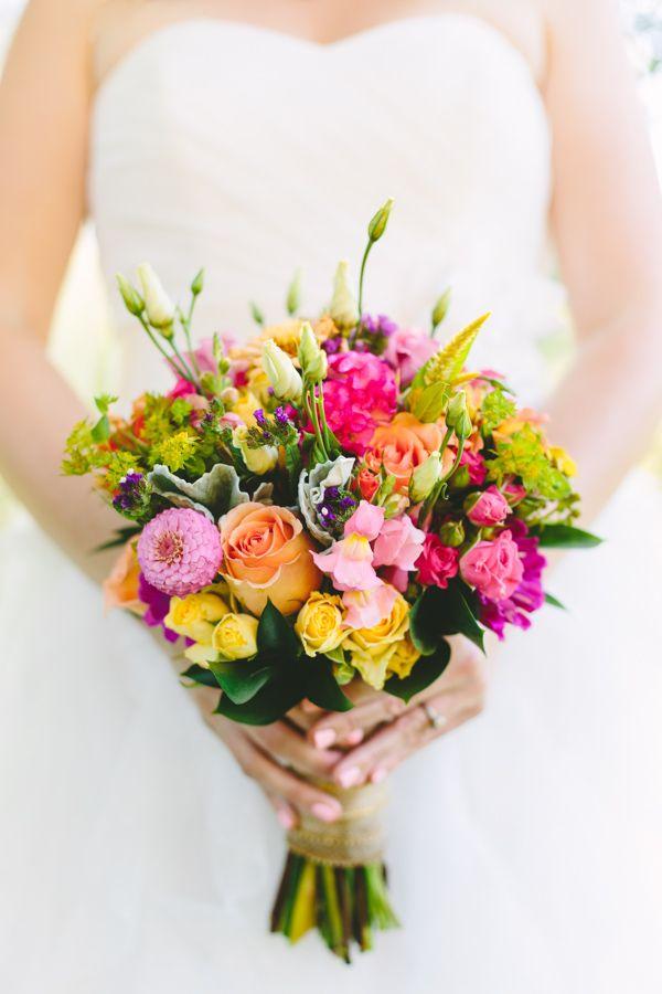 Wedding Bouquets Summer 2017 Freshest Bouquet Ideas For Every Season