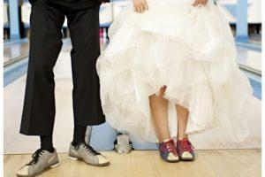 bowling alley wedding venue ideas alternative affordable ideas real brides