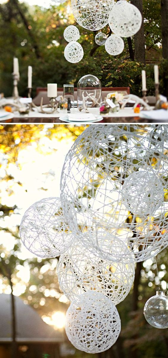 Affordable Diy Twine Ball Ideas From Real Brides