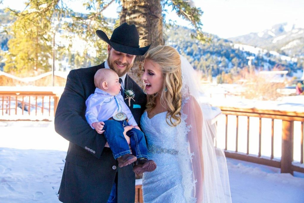 perfect wedding video in Big Sky, MT