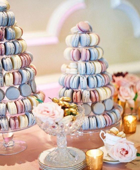 Pantone color of the year wedding dessert ideas