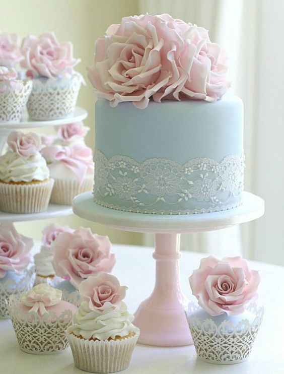 Pantone color of the year 2016 cake ideas