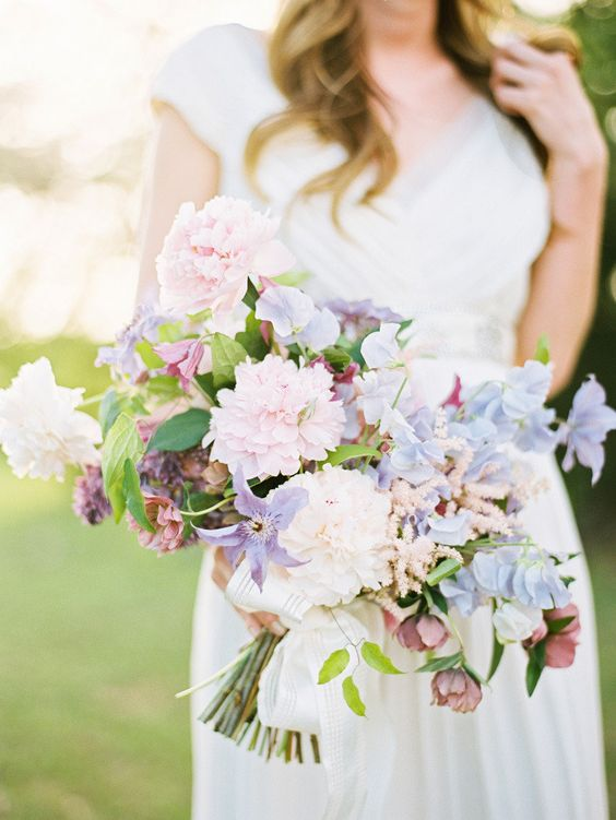 Color of the year wedding ideas flower color pallet