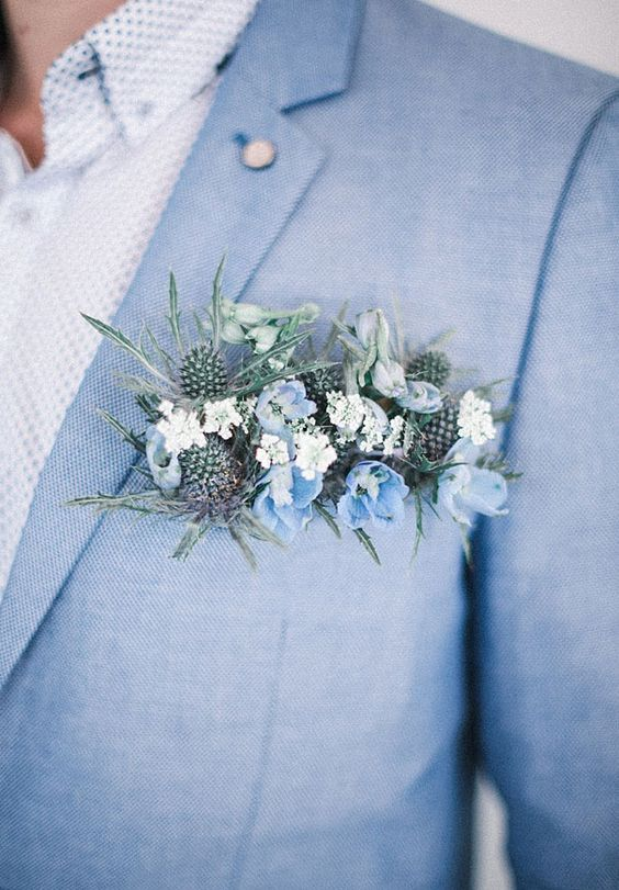 Pantone color of the year 2016 groom wedding ideas