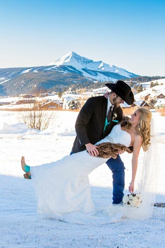 wedding videos in Big Sky, MT