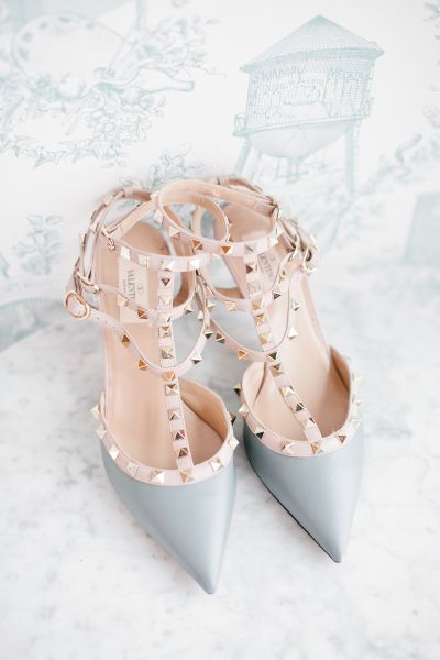 Wedding Pantone 2016 ideas shoes