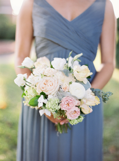 Flower color pallet wedding pantone color 2016