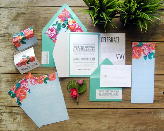 5 tips to know when ordering wedding stationery