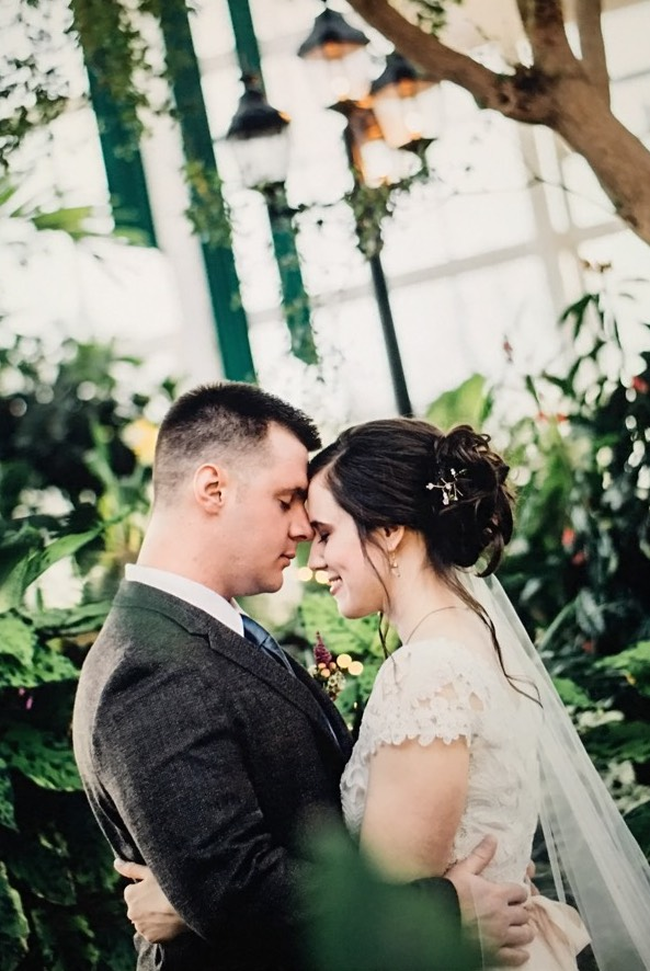 Wedding-at-The-State-Botanical-Garden-of-Georgia-wedding-couple-romantic 2