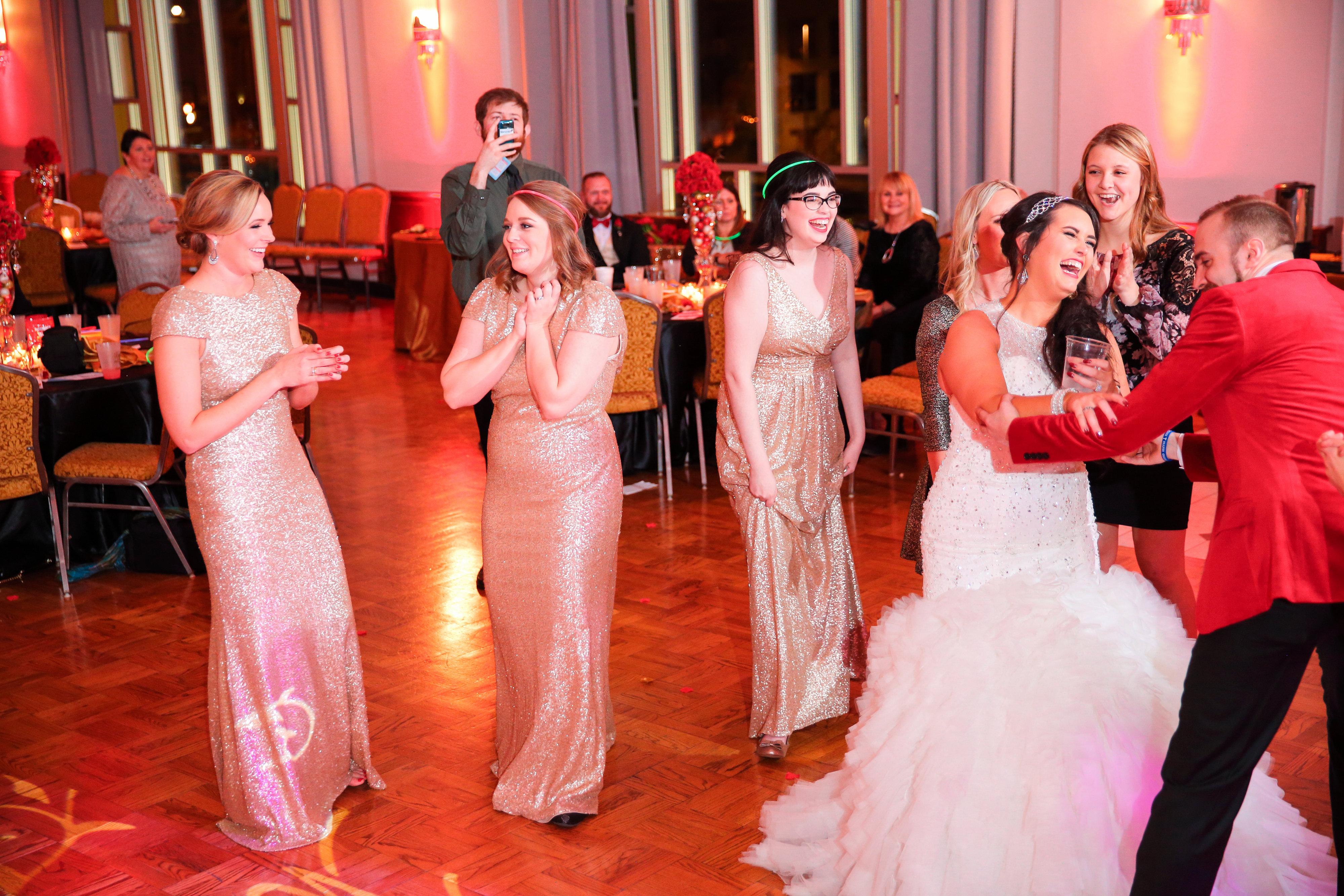 oklahoma city wedding reception ideas