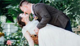 Perfect Wedding at The State Botanical Garden of Georgia | Mauk Wedding