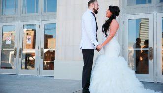 Glamorous Oklahoma City Wedding | KCfairytale