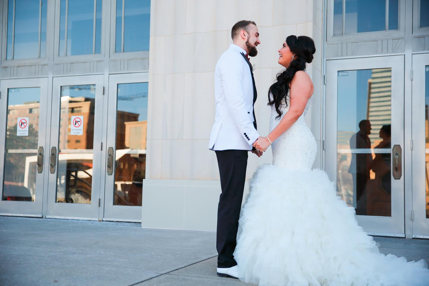 Glamorous Oklahoma City Wedding | KCfairytale - WeddingMix Blog