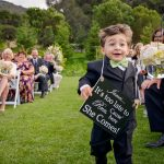 10 Adorable Kid Moments at Weddings