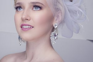 Classic Bridal Makeup Idea