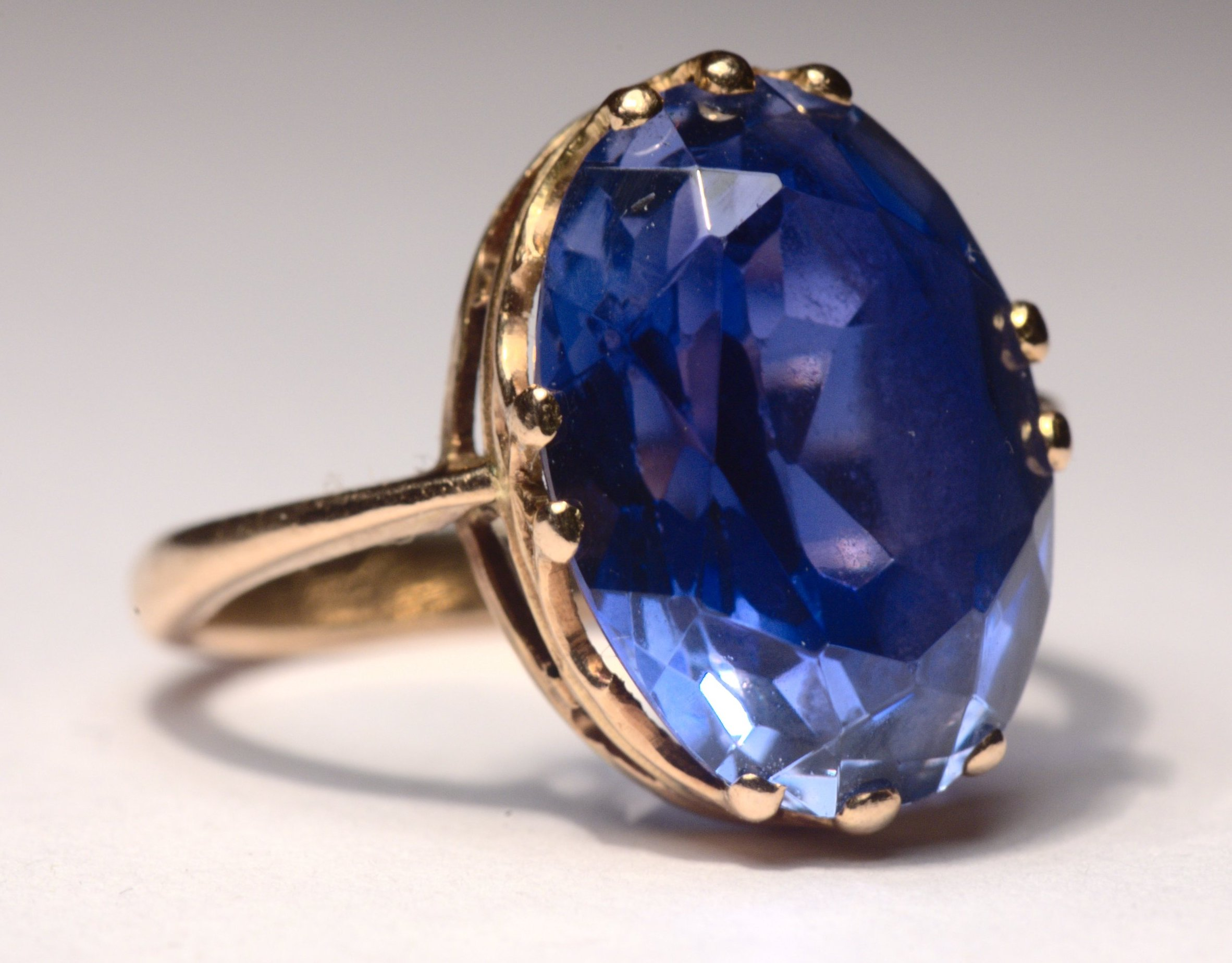 in rings ring at real diamonds tradition blue sapphire and diamond sears set gold white gems