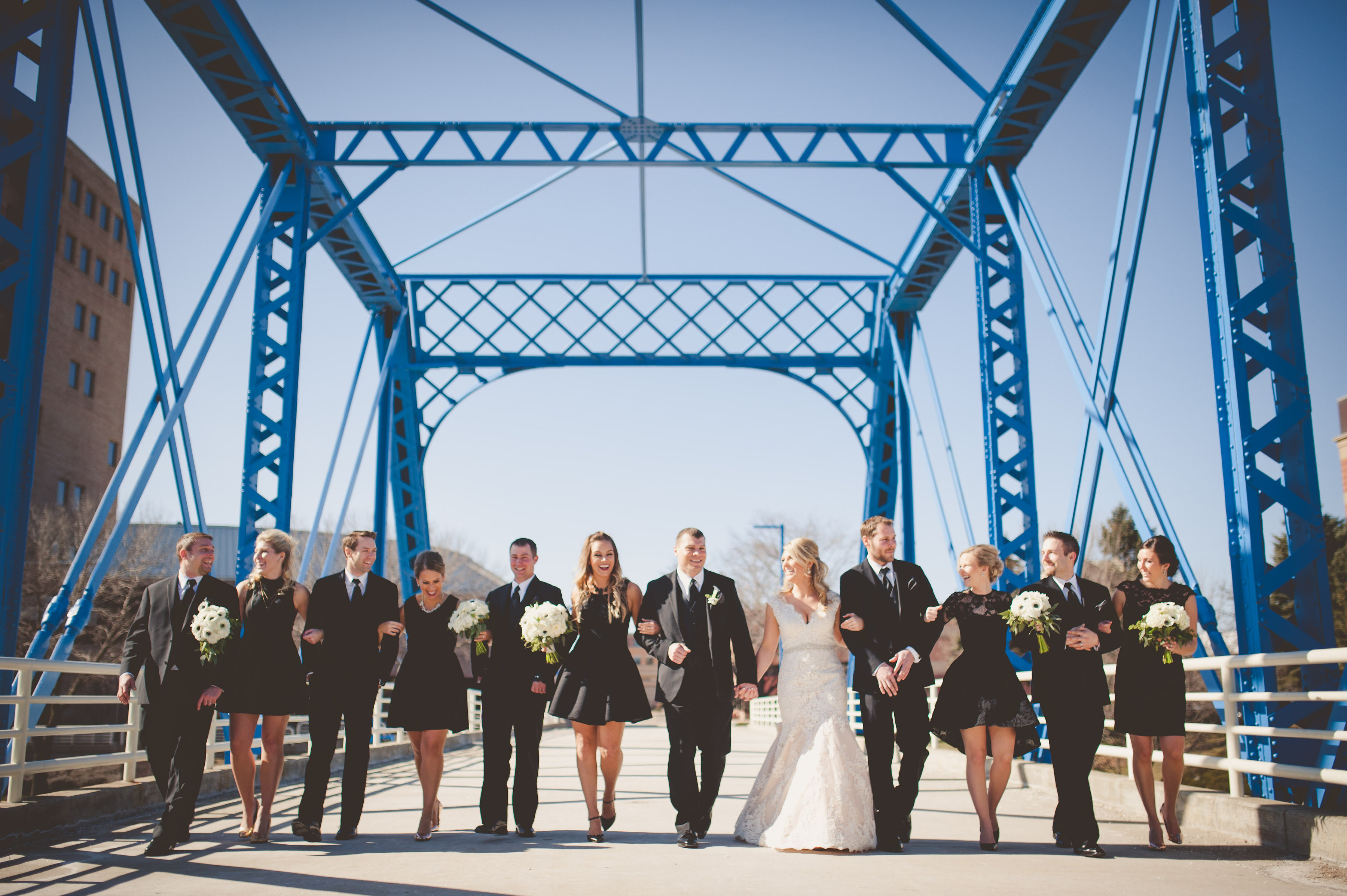 wedding in grand rapids michigan photogrpahy