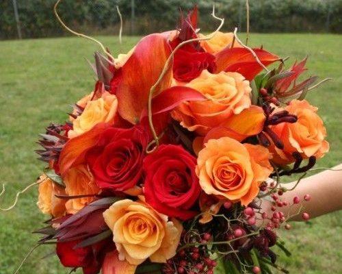 7 Extra Festive Fall Wedding Finds