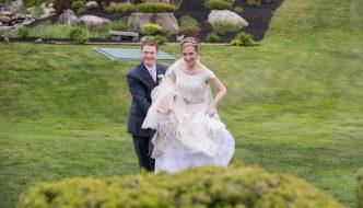 Fun Wedding in North Andover