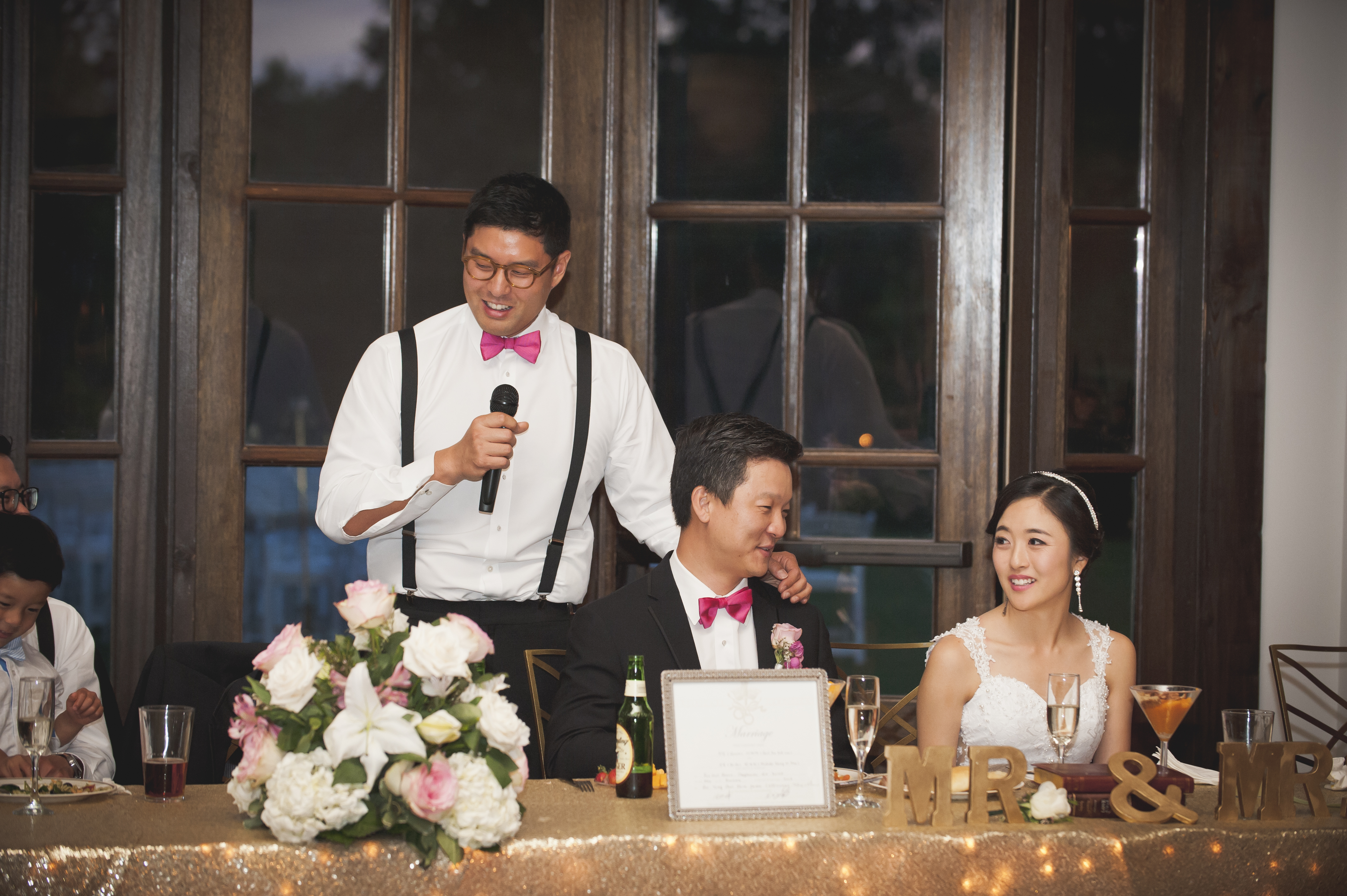 perfect wedding - wedding speeches