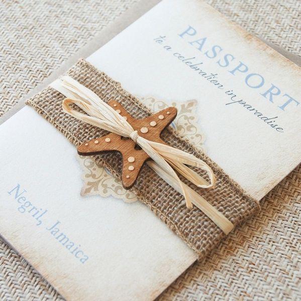 When To Send Your Wedding Paper Goods -Destination Invitation