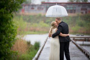 Jennifer & Patrick - Umbrella