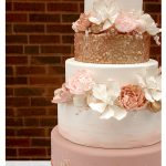 8 Wedding Cakes That Are Almost Too Beautiful to Eat