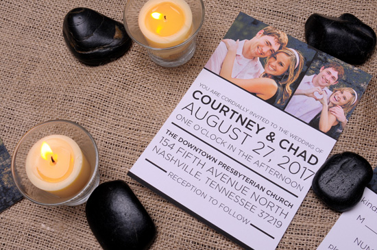 When To Send Your Wedding Paper Goods - Invitation 8-17