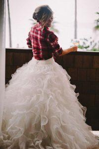 Fall Wedding Accessory