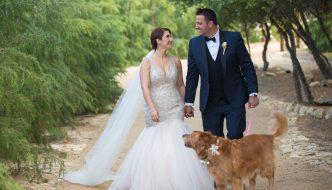 Breathtaking Wedding in Oak Glen, CA